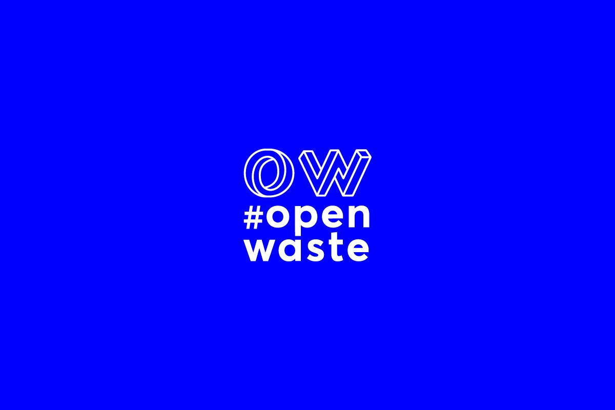 Logo pour le hackaton Open Waste