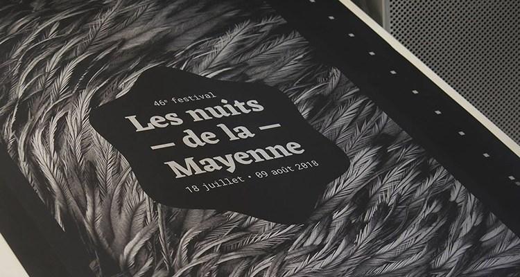 Nuits de la Mayenne - calage machine
