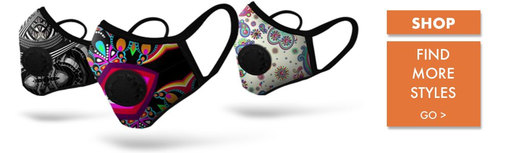 Air Pollution Masks | Best Fashion Face Masks to Protect Against Air ...