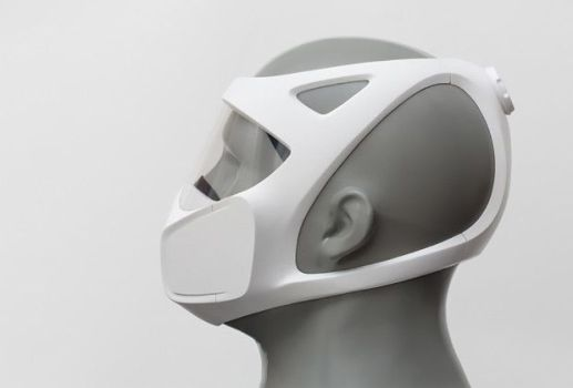 Urban Survival: 12 Futuristic Fashion Designs for Air Pollution Masks - Best Air Filter Pollution Face Mask for Virus, Wildfire Smoke, Smog, Dust, Mold, Allergies
