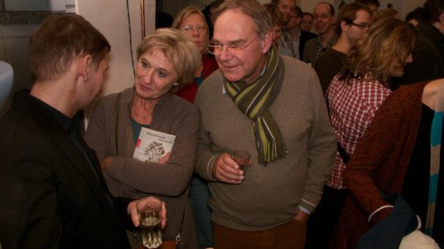 """Buchpremiere """"Der Club der Polnischen Versager"""" (01.12.2012)"""