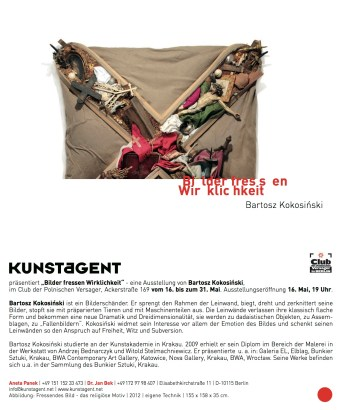 Bartosz Kokosinski: Ausstellung im CdPV