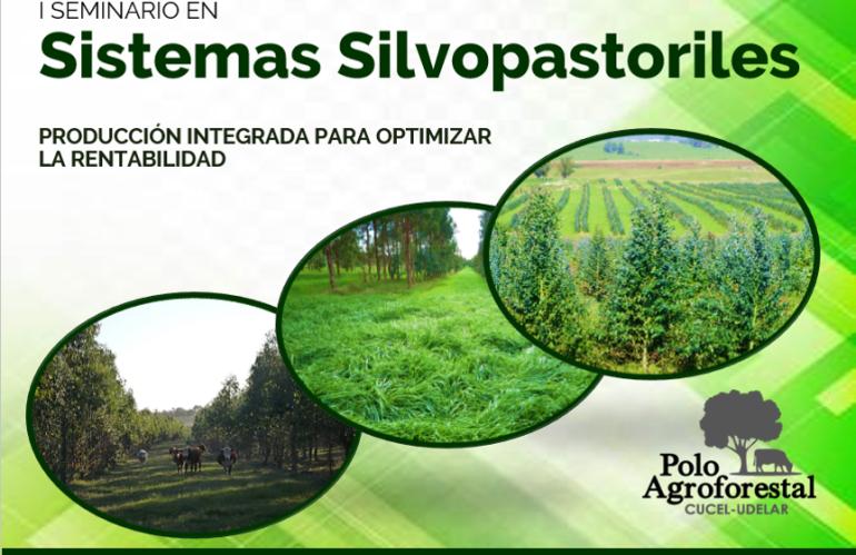 El I Seminario en Sistemas Silvopastoriles contó con más de 150 personas!