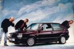 1992 Volkswagen Polo Genesis G40