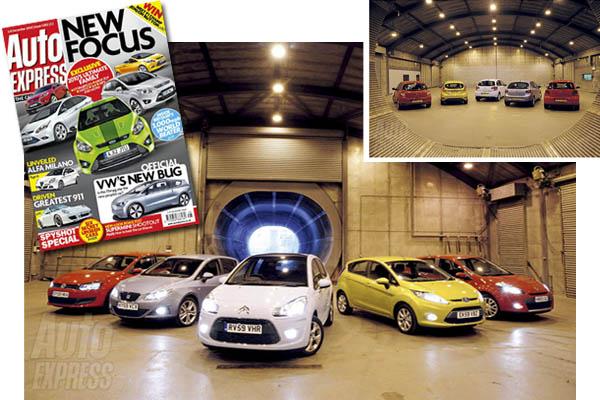 Auto Express Issue 1,092: Citroen C3 v rivals