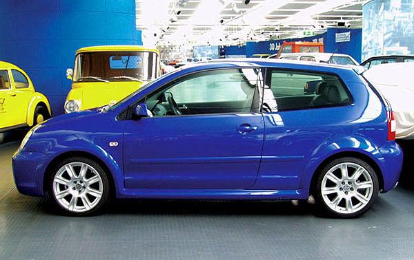 2004 Volkswagen Polo 'R25' design study