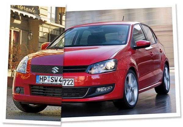 Will the next Volkswagen Polo and Suzuki Swift be spun off the same platform?