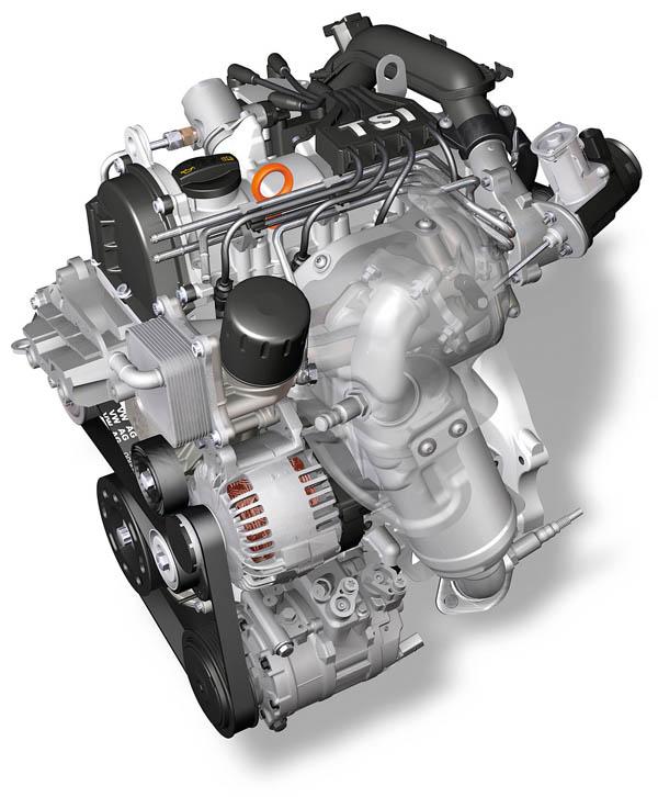 Volkswagen 1.2 TSI engine
