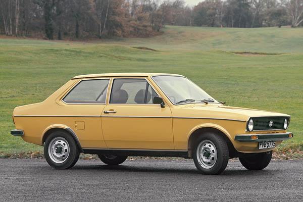 1977 Volkswagen Derby