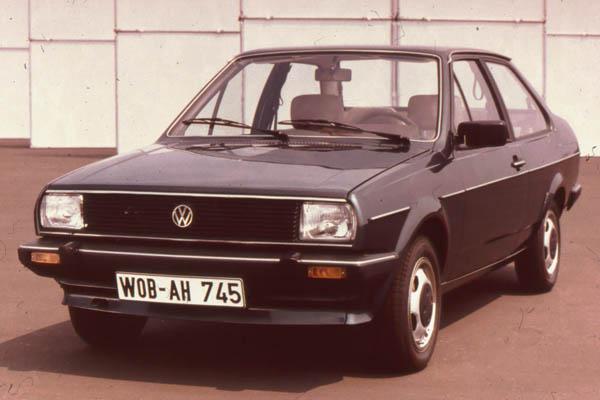 1983 Volkswagen Derby
