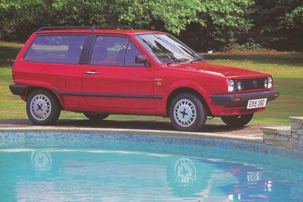 1988 Volkswagen Polo Ranger