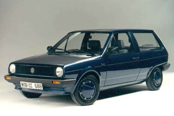 1988 Volkswagen Polo Twist