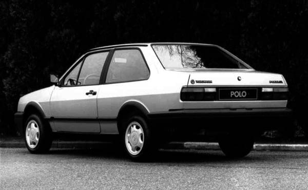 1992 Volkswagen Polo Saloon CL