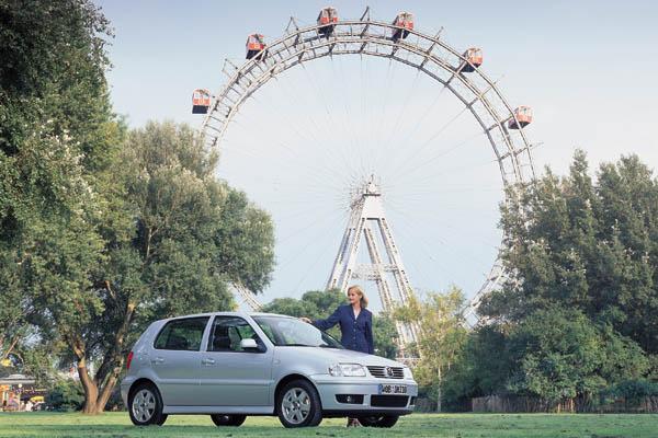 1999 Volkswagen Polo in Vienna