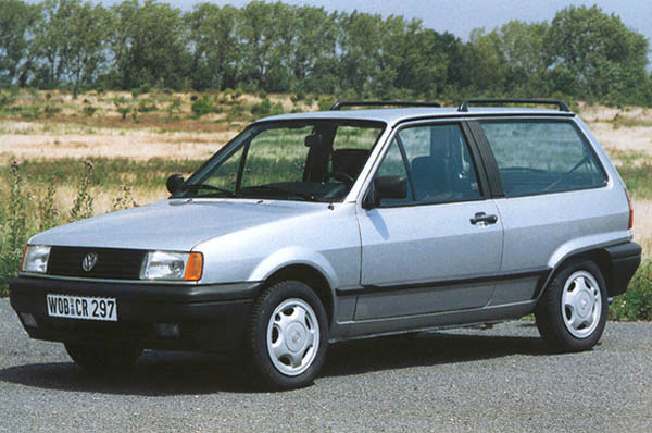 1990 Volkswagen Polo CL hatchback