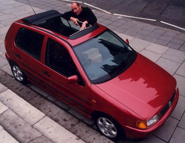 1996 Volkswagen Polo Open Air