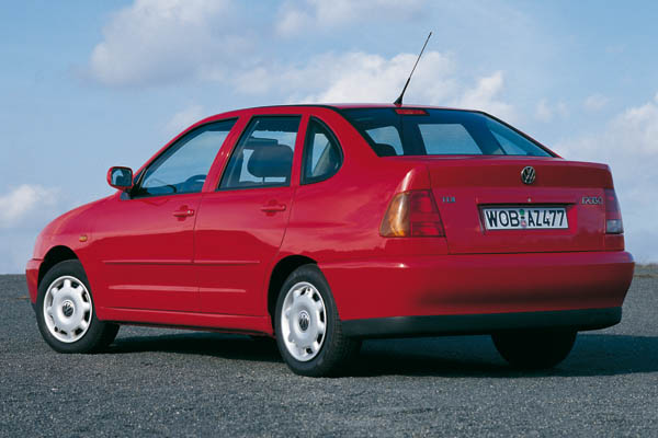 1996 Volkswagen Polo Saloon