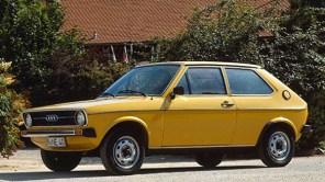 1974 Audi 50 LS