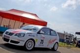 GTI International 2010: Zoë Wenham's VW Racing Cup Polo