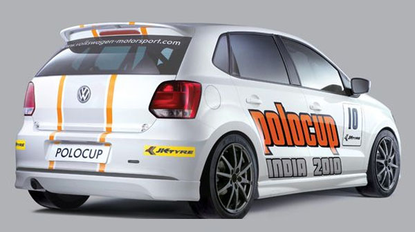 Volkswagen Polo Cup India 2010 More Race Car Photos Released