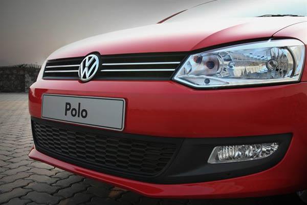 2010 Volkswagen Polo (India)