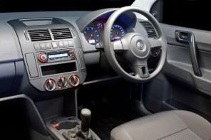 2010 Volkswagen Polo Vivo interior