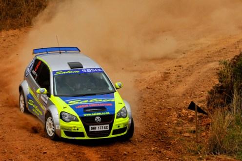 Volkswagen Rally 2010: Joubert/Peskin