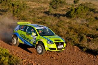 Volkswagen Rally 2010: Kuun/Hodgson
