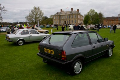 Stanford Hall 2010: Polo concours