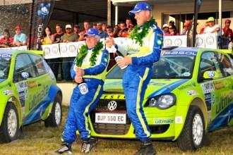2010 Swartland Rally: Kuun/Hodgson are declared winners