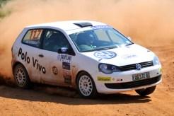 2010 Swartland Rally: Janse Van Rensburg/Jacobs
