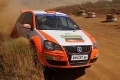 2010 Toyota Rally Gauteng: van Dyk/de Fortier