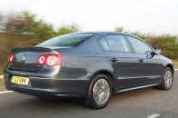 2010 Volkswagen Passat BlueMotion