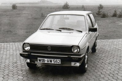 1981 Volkswagen Polo hatchback