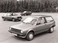 1990 Volkswagen Polo range