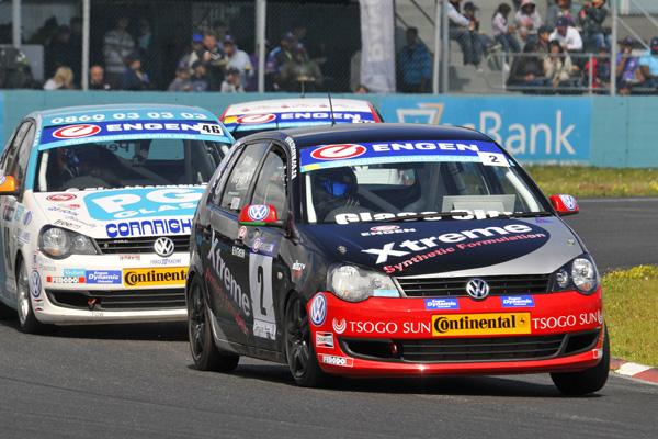 2012 Engen Volkswagen Cup, Killarney: Kosie Weyers