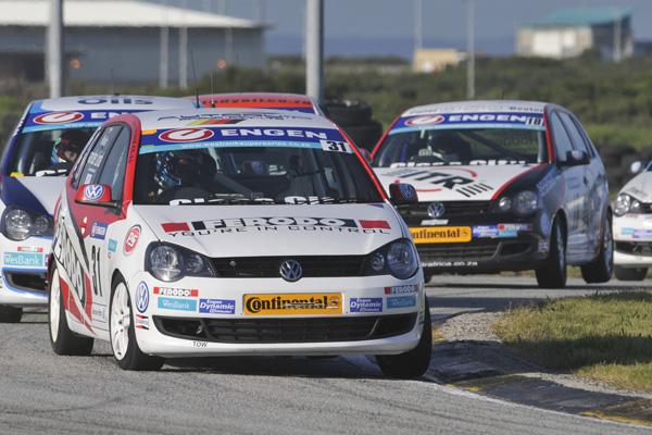 2012 Engen Volkswagen Cup: Scibante, van der Linde