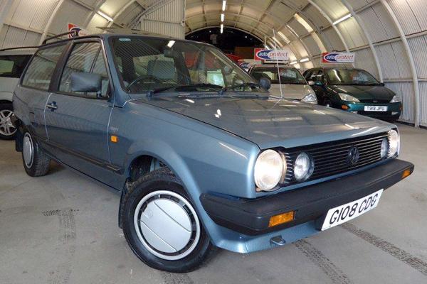 1990 Volkswagen Polo: G108 CDG