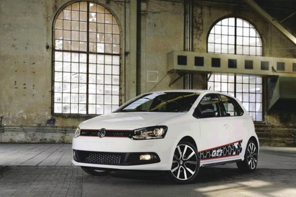 2012 Volkswagen Polo GTI Carbon Edition