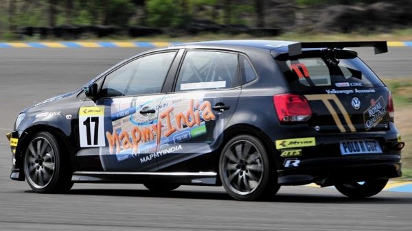 Volkswagen Polo R-Cup 2012: Diego Duez