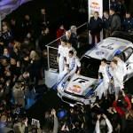 2013 Volkswagen Polo R WRC, Monaco launch