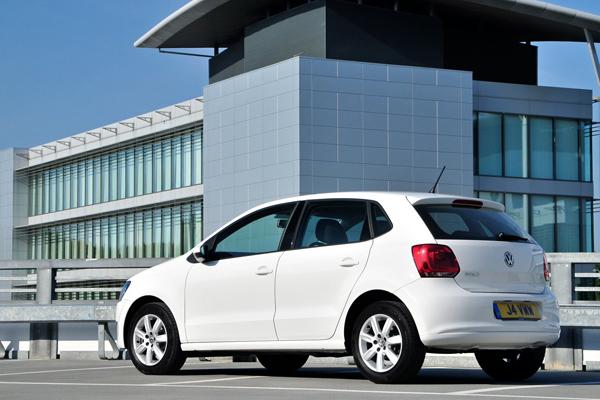 2012 Volkswagen Polo (UK)