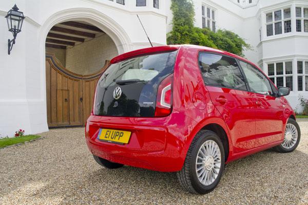 2012 Volkswagen High Up BlueMotion Technology