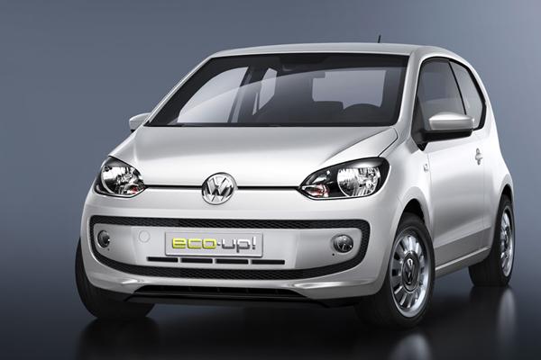 2012 Volkswagen Eco-Up