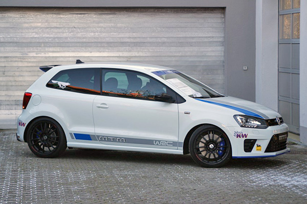 Mtm Polo R Wrc Street Heads To Essen Motor Show With 315bhp