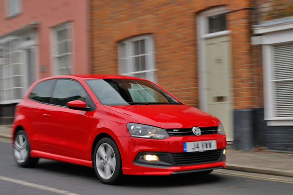 2013 Volkswagen Polo R-Line: perky performer and tidy handler