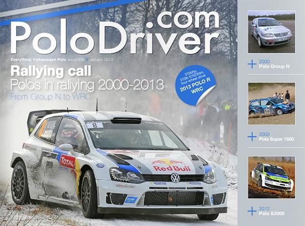 PoloDriver.com 'Polo: A Rally Success' mini-magazine