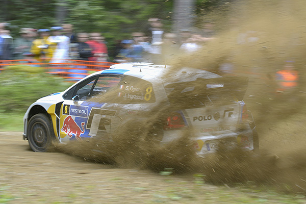 2013 Volkswagen Polo R WRC: Rally Finland, Ogier/Ingrassia