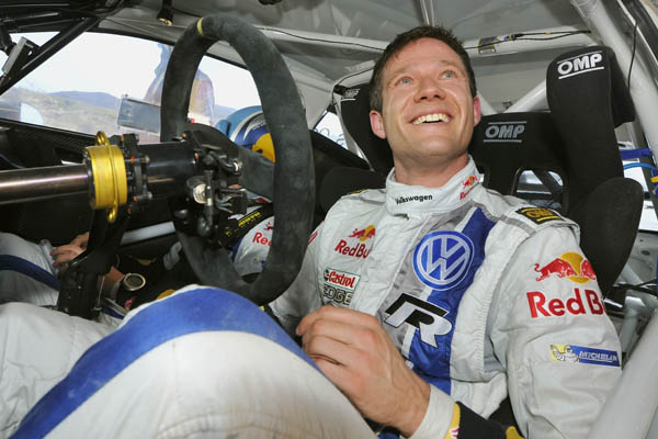 2013 Rally Mexico: Sébastien Ogier