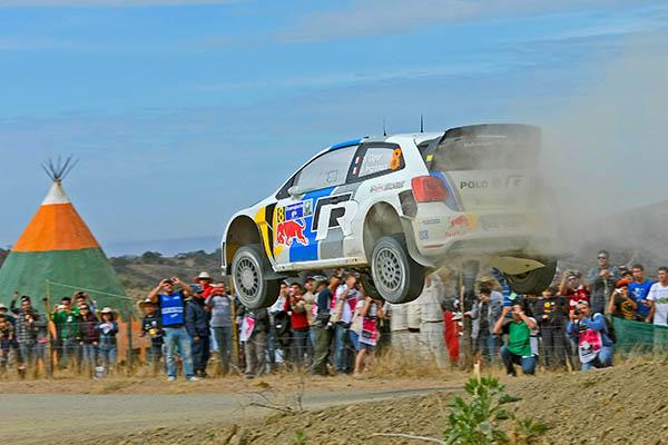 Volkswagen Polo R WRC: 2013 Rally Mexico
